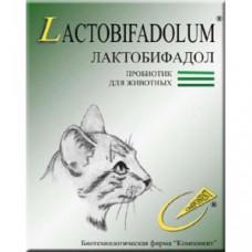 Лактобифадол для КОШЕК 50 г (стабилизатор кишечной флоры)