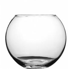 Аквариум 5л круглый плоскодонный