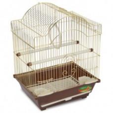 2113G-K Клетка для птиц, золото, 300*230*390мм