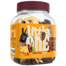 Лакомство для всех видов грызунов Little One Snack Fruit mix, фруктовая смесь, 200 г