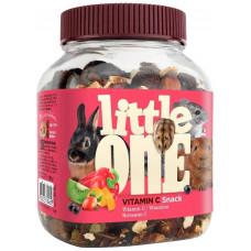 Лакомство для всех видов грызунов Little One Snack Vitamin C, с витамином C, 180 г