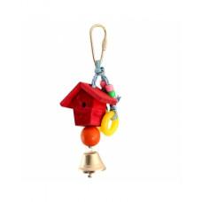 BR55 Игрушка для птиц Скворечник, 175*50мм, Triol
