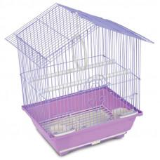 Клетка 2101G для птиц, золото, 300*230*390мм