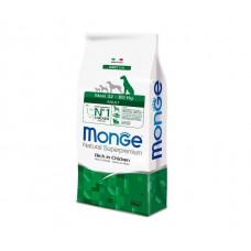 Monge (Монже) Dog Maxi корм для взрослых собак крупных пород  3 кг