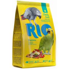 RIO корм Daily feed для крупных попугаев 1000 г