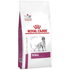 Сухой корм для собак Royal Canin Renal RF14 при заболеваниях почек 2 кг