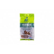 TiTBiT хрустящие подушечки с начинкой со вкусом ягненка и сыра для собак крупных и средних пород