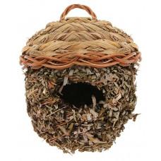Домик-гнездо Triol PT6047 Желудь 11х11х15см травяной