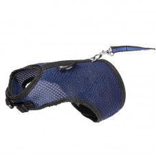 Комплект шлейка и поводок для морской свинки Шустрик, 330*230мм Триол
