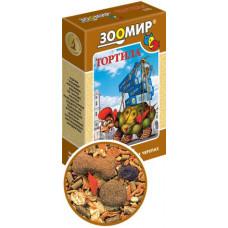 ТОРТИЛА Корм д/сухопутных черепах 170гр (ЗООМИР)
