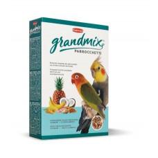 Padovan корм Grandmix Parrocchetti для средних попугаев 850 г