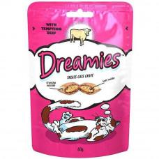 Dreamies 60 г с говядиной