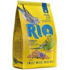 Корм для волнистых попугайчиков RIO Daily feed, 1 кг