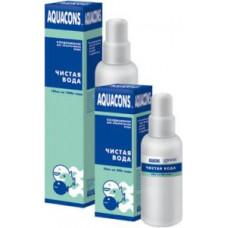 Акваконс Чистая вода - кондиционер д/воды устранение мутности 50 мл